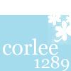 corlee1289: Blue Floral