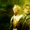 GoT - Brienne/Jaime Looking Back