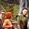 lizardbeth: Avengers- Hiddles-JRen-ScarJo