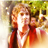 Hobbit/Bilbo walking