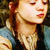 arya kissyface