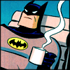 BATMAN - COFFEE