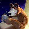 медвед на Луне