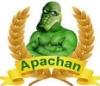 ракодил, апачан