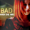BTVS: Willow: Bad