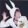 JyunaHSJ: white bunny