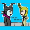 Kate: Avengers_Loki+Maleficent