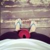 йога ноги