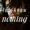 ASOIAF - You know nothing