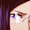 Nanao closeup eye