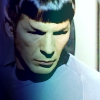 Dusty: ST. Spock + Blue