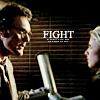 Giles/Buffy fight