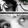 Harry/Draco eyes