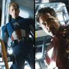 Avengers - Captain-IronMan