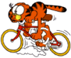 garfield bike