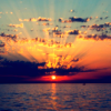 littlemissnovel ♥: sunset