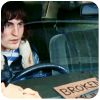 sadface in car :(