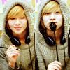 taemin: mic
