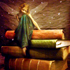 fairy-on-books