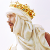 Richard II white by appleindecay