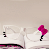 Kitty: Hello Kitty // glasses