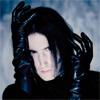 Trent Reznor In Gloves