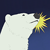Polar Bear (Lightning)