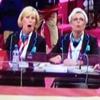 Gymnastic Judges Faces