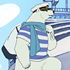 Polar Bear (Sailor)