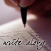 cursive, pen