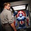 Movie Avengers Steve suit