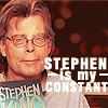 ~Lirpa~: Read: Stephen is my Constant