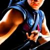 Saturn: avengers - hawkeye arm porn