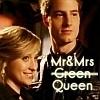 Märk Owen: Mr & Mrs Green / Queen