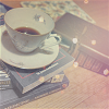 Coffee (and books)