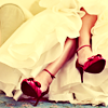 Fashion (red shoes)