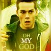 teen wolf | stiles | oh my god