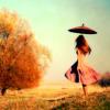 Fashion (autumn colors)