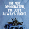 Carolina: Just always right