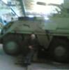 Я и БТР-4Е