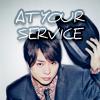 メラニー: Sakurai Sho at your service