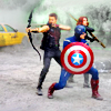 Sunny: Avengers trifecta of awesome