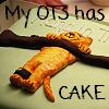 Laura: OT3 Cake