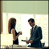 suits: donna/harvey: mr and mrs specter
