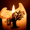 Candle_tree