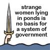 Strange Women...