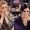 Friends - monica y phoebe