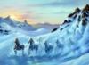 Снежный обвал