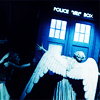 Lady Mercury: TARDIS