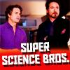 sodoesrachael: Avengers- Tony/Bruce {super bros}